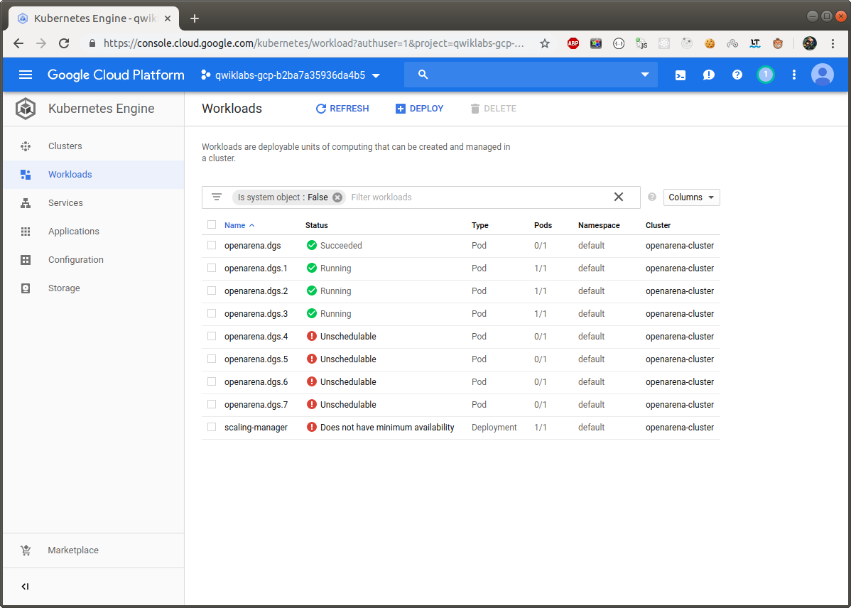 Running Dedicated Game Servers in Google Kubernetes Engine